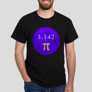 Pi - PURPLE Dark T-Shirt