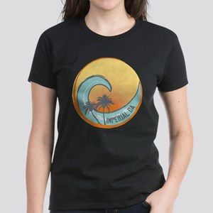 Imperial Beach Sunset Crest Women's Dark T-Shirt