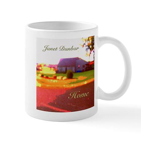 Home by Janet Dunbar Mug