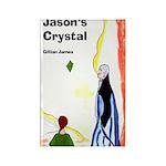 Jason's Crystal Rectangle Magnet (10 pack)
