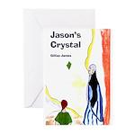 Jason's Crystal Greeting Cards (Pk of 10)