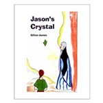 Jason's Crystal Small Poster