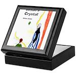 Jason's Crystal Keepsake Box