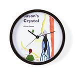 Jason's Crystal Wall Clock