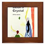 Jason's Crystal Framed Tile