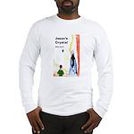 Jason's Crystal Long Sleeve T-Shirt