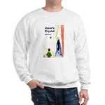 Jason's Crystal Sweatshirt