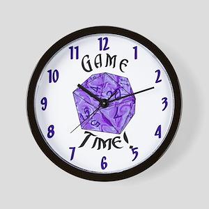 Proud Gamer Wall Clock