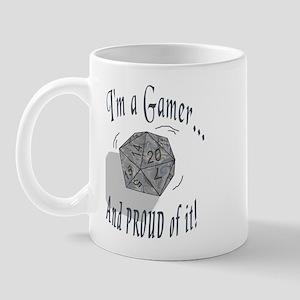 Proud Gamer Mug