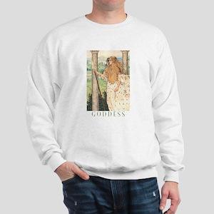 Athena/Goddess Tarot sweatshirt