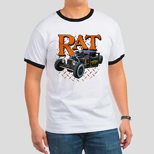 Diamond Plate RAT Ringer T