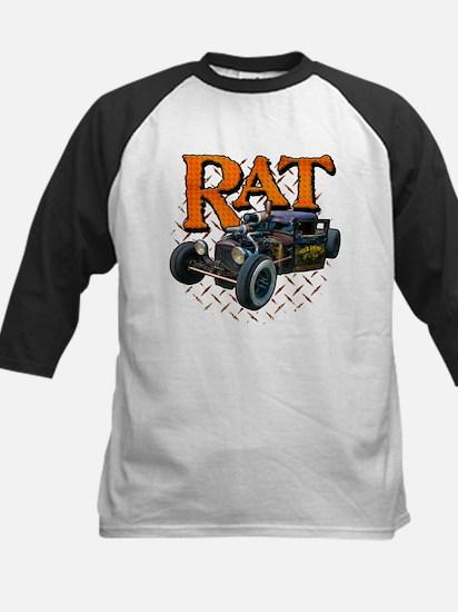 Diamond Plate RAT Kids Baseball Jersey