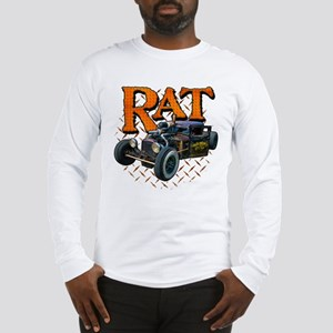 Diamond Plate RAT Long Sleeve T-Shirt