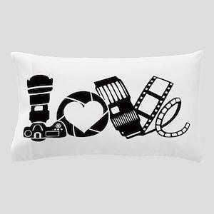 Camera Love Pillow Case