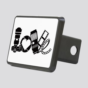 Camera Love Rectangular Hitch Cover