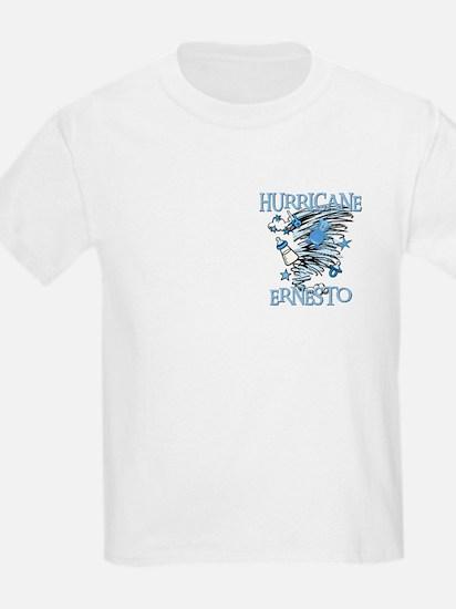 HURRICANE ERNESTO Kids T-Shirt