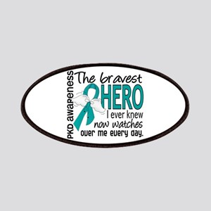 Bravest Hero I Knew PKD Patches