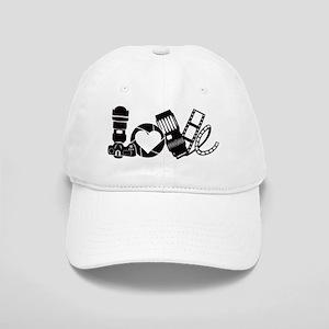 Camera Love Cap