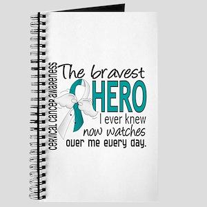 Bravest Hero I Knew Cervical Cancer Journal