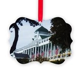 Grand hotel mackinac island Picture Frame Ornaments