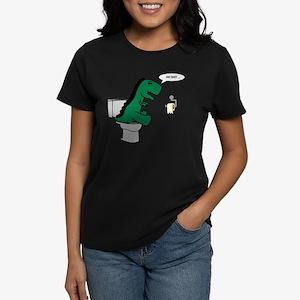 Oh Shit ... Women's Dark T-Shirt