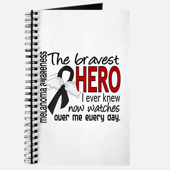 Bravest Hero I Knew Melanoma Journal