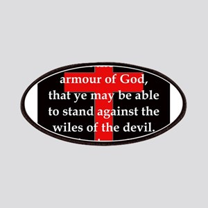 Ephesians 6-11 Patch