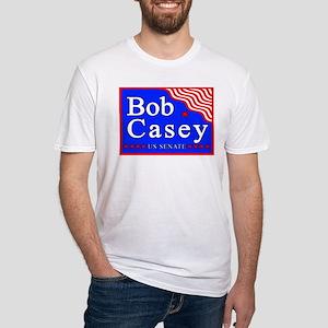 PA Bob Casey US Senate Fitted T-Shirt