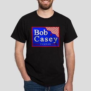 PA Bob Casey US Senate Black T-Shirt