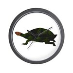 Giant Amazon River Turtle Wall Clock