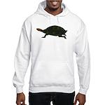 Giant Amazon River Turtle Hooded Sweatshirt