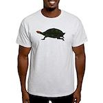 Giant Amazon River Turtle Light T-Shirt