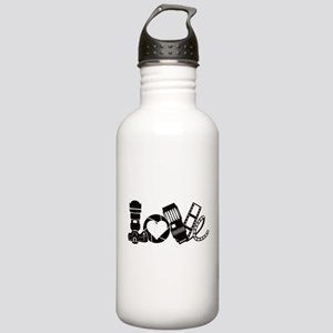 Camera Love Stainless Water Bottle 1.0L