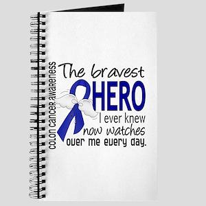 Bravest Hero I Knew Colon Cancer Journal