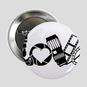 """Camera Love 2.25"""" Button"""