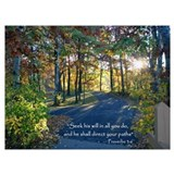 Religion Wrapped Canvas Art