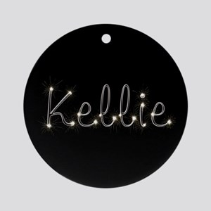 Kellie Spark Ornament (Round)