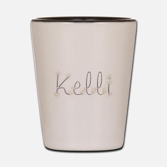 Kelli Spark Shot Glass
