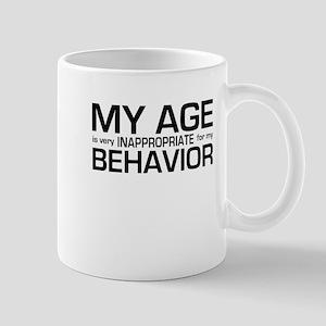 Age Inappropriate Mug