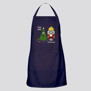 BallsDropped Apron (dark)