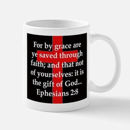 Ephesians 2-8 Mug