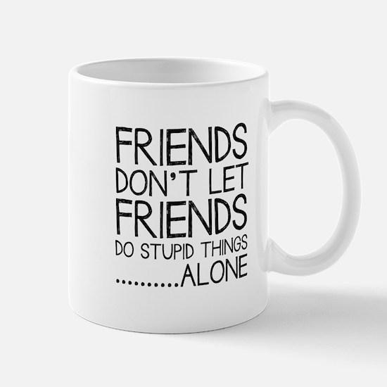 Good Friends Mug