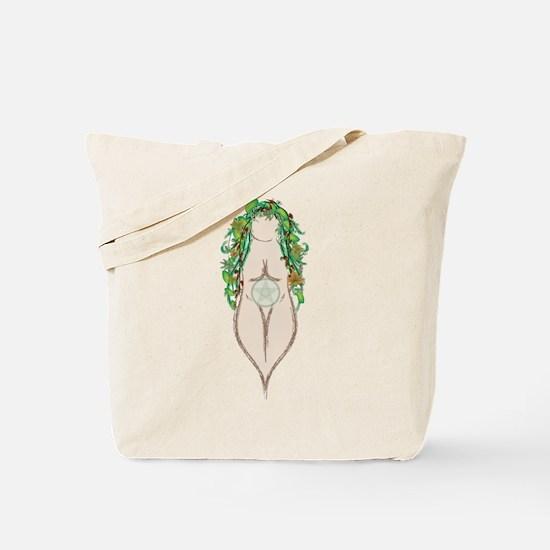 Cute Ostara Tote Bag