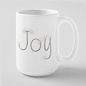 Joy Spark Large Mug