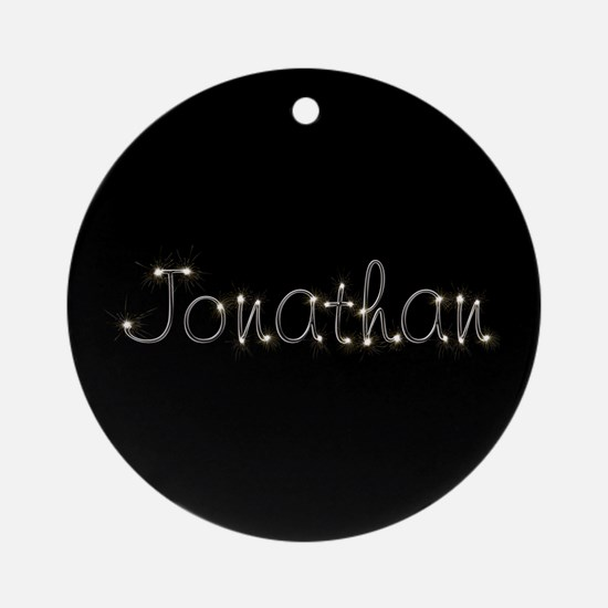 Jonathan Spark Ornament (Round)
