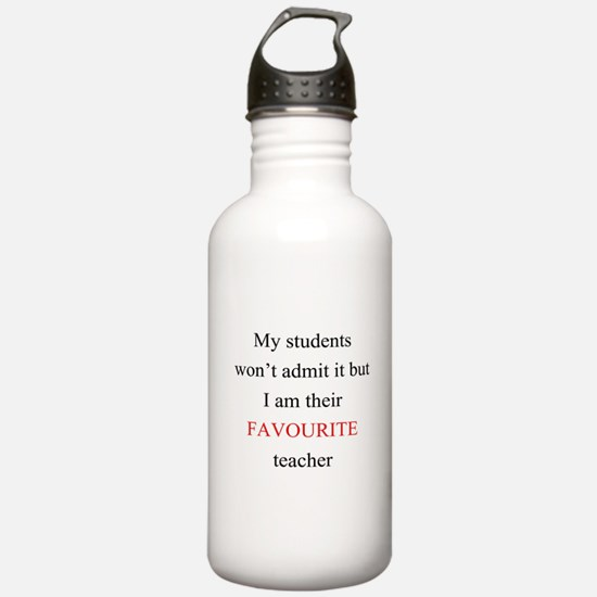 Favourite Teacher Water Bottle