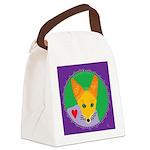 jackal Canvas Lunch Bag