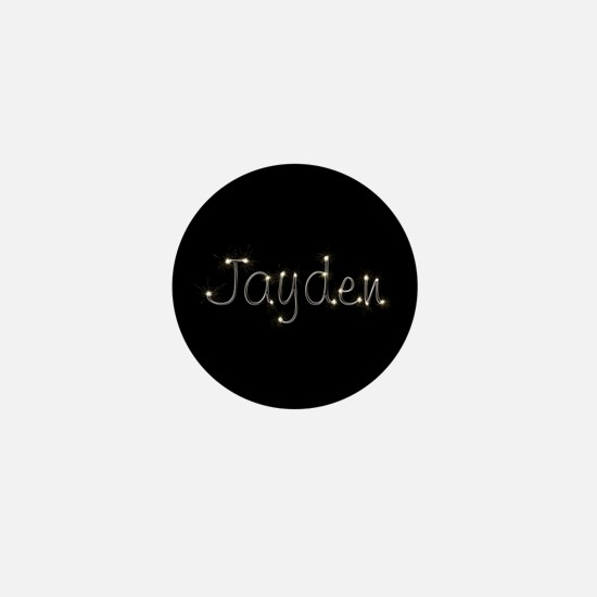 Jayden Spark Mini Button