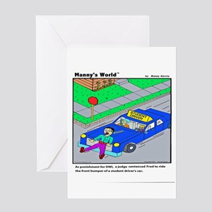 Far side greeting cards cafepress student driver new greeting cards bookmarktalkfo Images