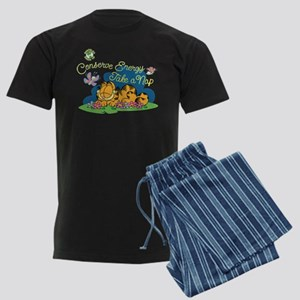 Conserve Energy Men's Dark Pajamas